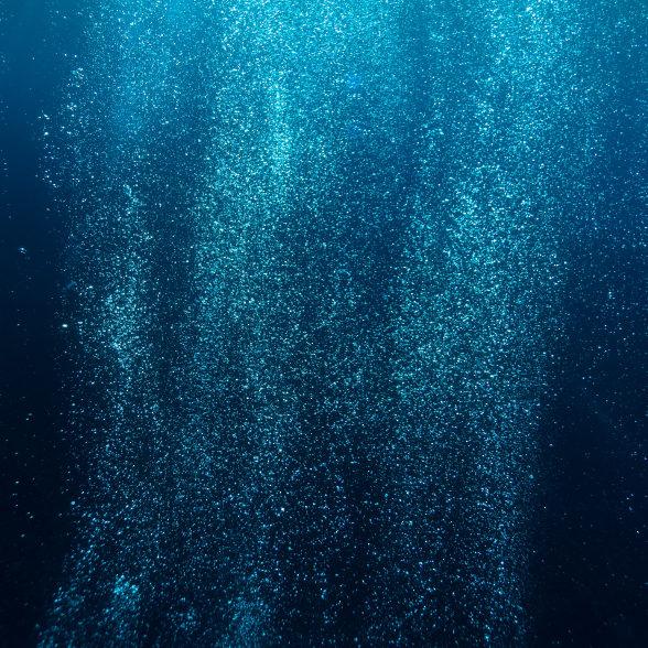 Oceans above fold
